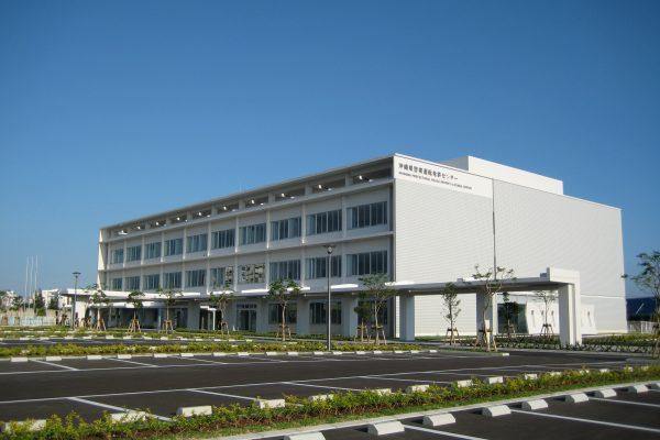 B-02 沖縄県警察運転免許センター 2012年