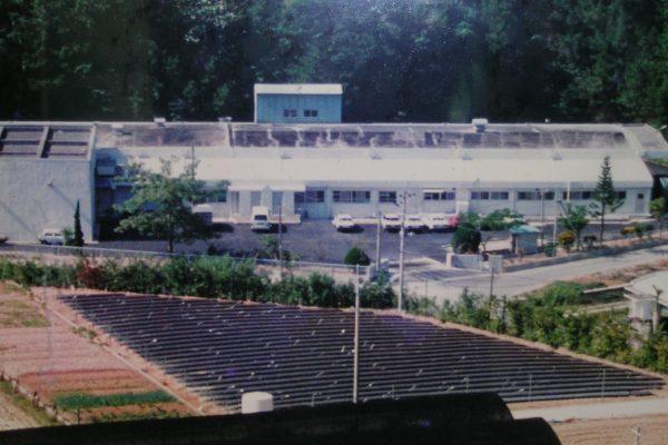J-03 中央ブロイラー工場 1972年