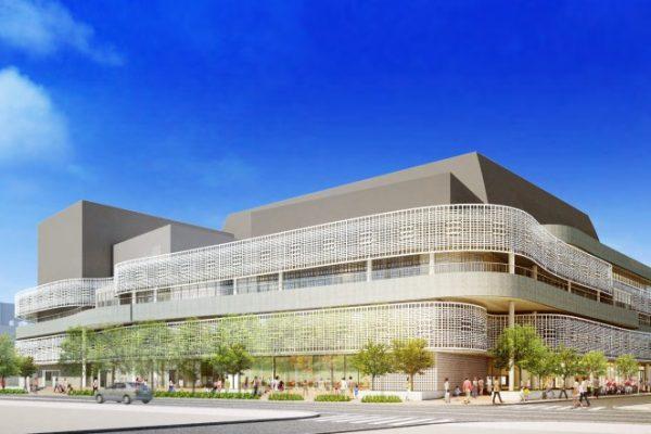 B-04 那覇市新文化芸術発信拠点施設 2021年