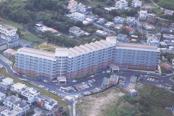 B-05 県営坂田高層住宅 1995年