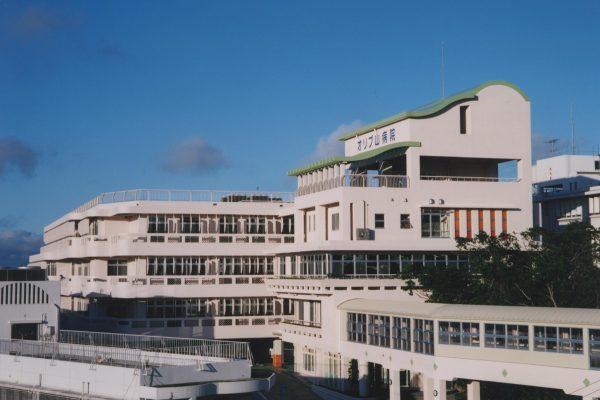 D-01 オリーブ山病院 1990~2000年