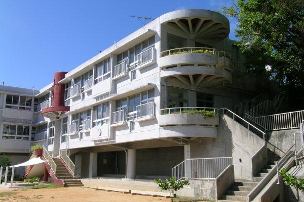 E-01 首里カトリック幼稚園 1987年